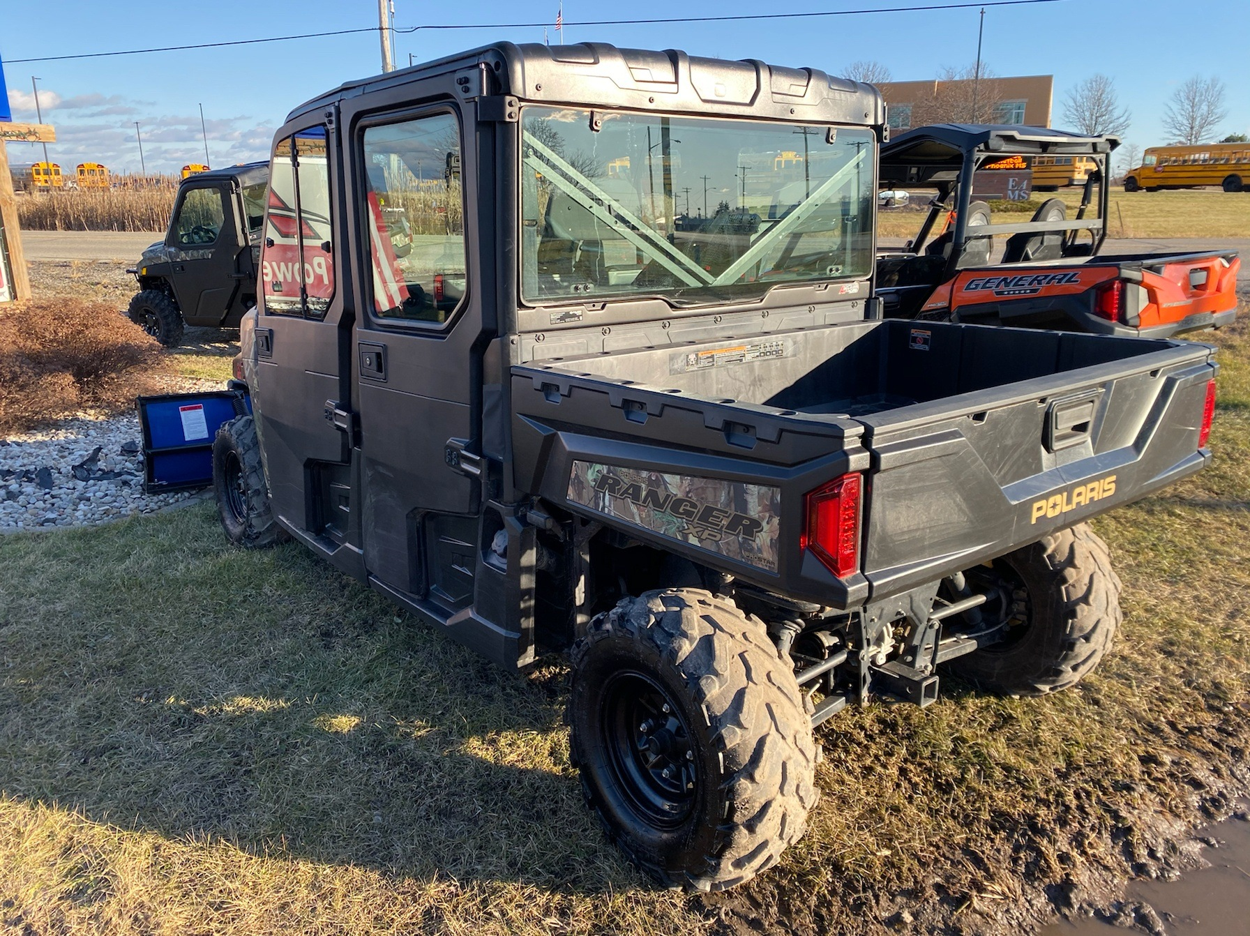 2018 Polaris Ranger Crew XP 900 EPS in Elkhorn, Wisconsin - Photo 4