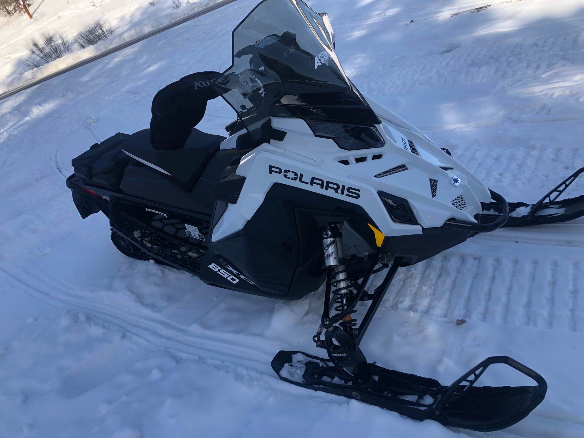2021 Polaris 850 Indy XC 129 Launch Edition Factory Choice in Elkhorn, Wisconsin - Photo 1