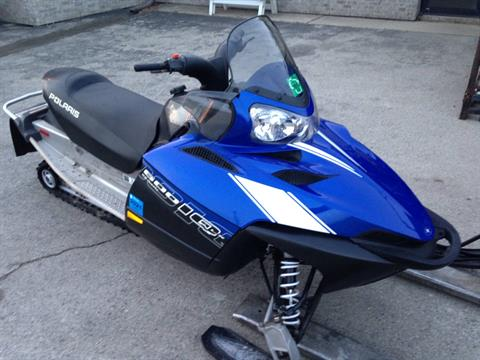 2008 Polaris 600 IQ LX in Elkhorn, Wisconsin