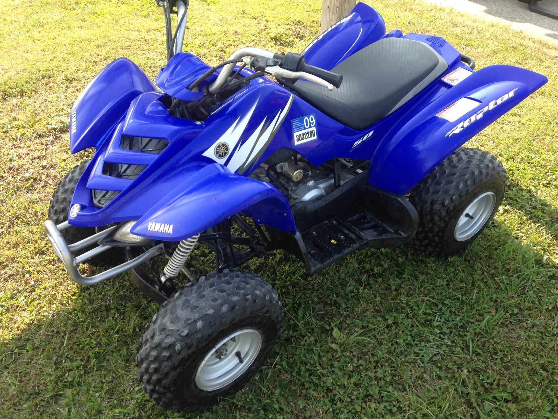 2006 Raptor 50