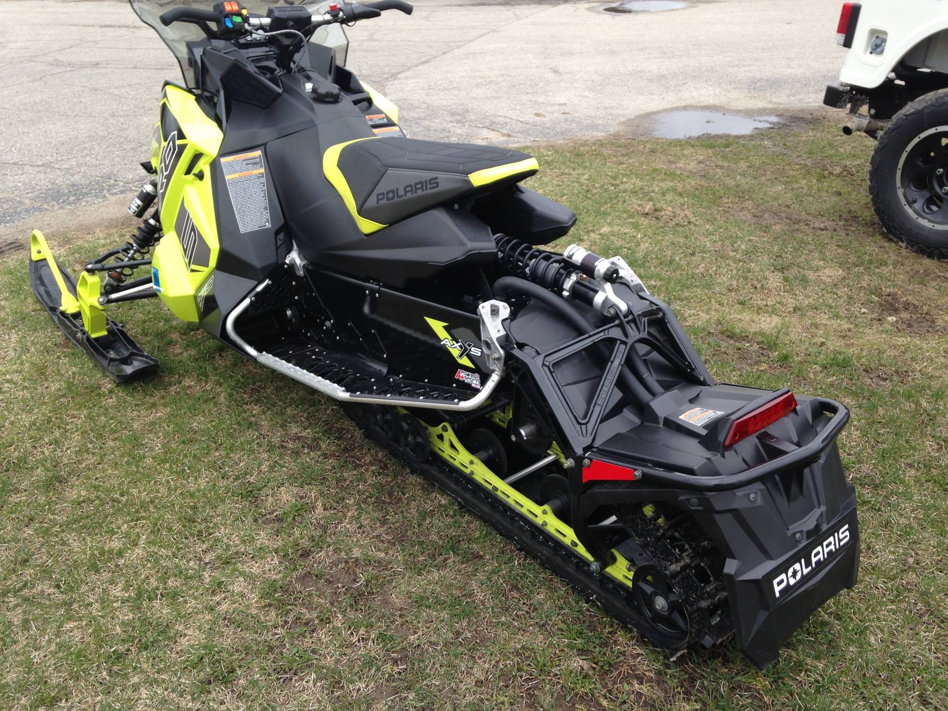 2019 Polaris 850 Switchback Pro-S SnowCheck Select in Elkhorn, Wisconsin - Photo 4