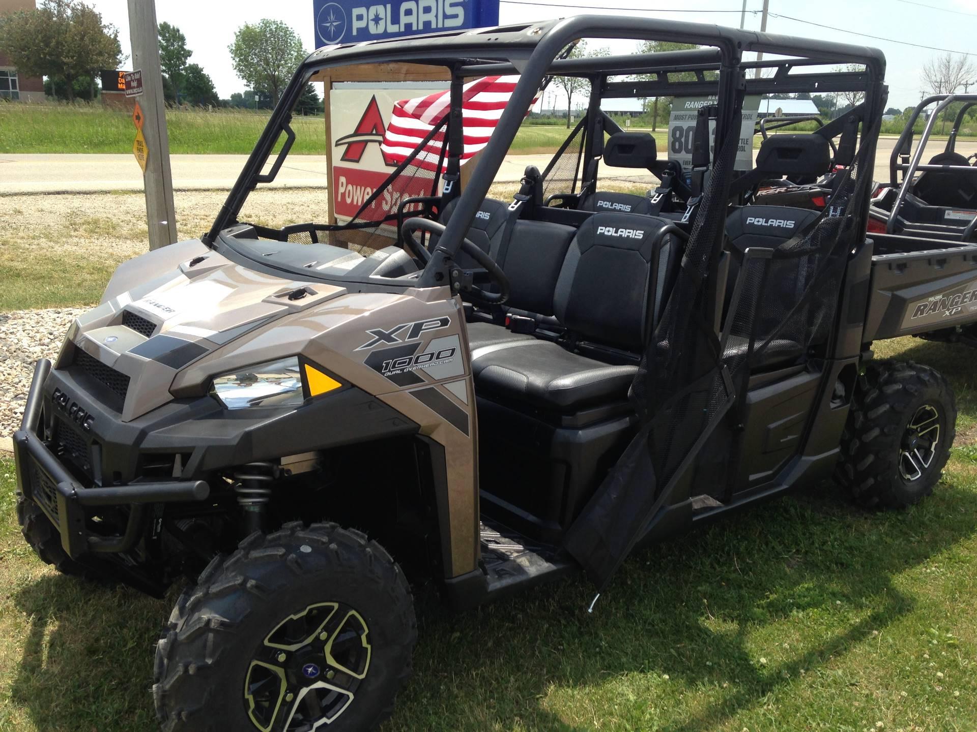 2017 Ranger Crew XP 1000 EPS