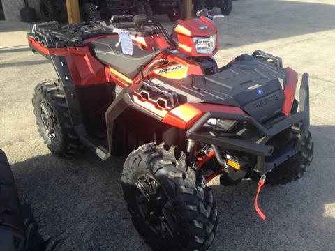 2018 Polaris Sportsman XP 1000 LE in Elkhorn, Wisconsin