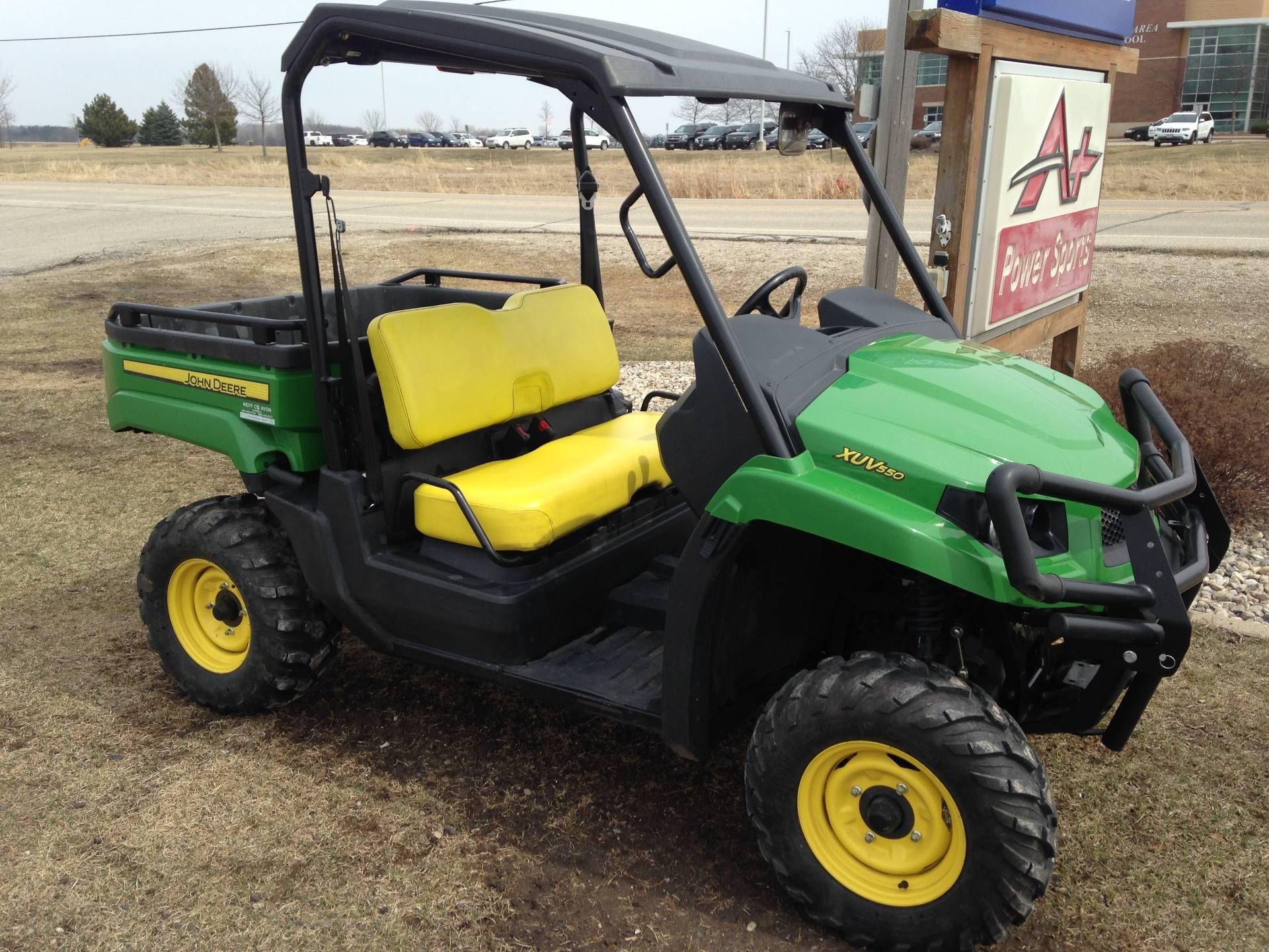2014 Gator XUV 550
