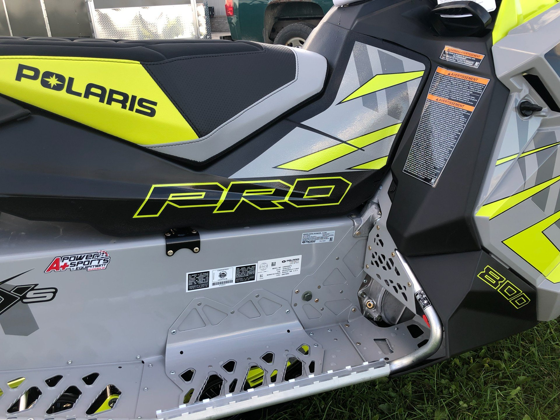 2020 Polaris 800 Switchback PRO-S SC in Elkhorn, Wisconsin - Photo 9