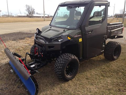 2017 Polaris Ranger Diesel in Elkhorn, Wisconsin