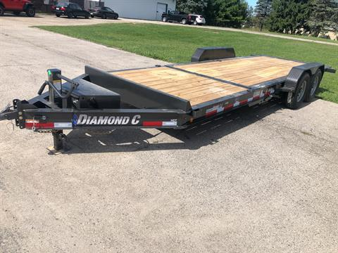 2020 Diamond C HDT207L22x82 in Elkhorn, Wisconsin - Photo 2