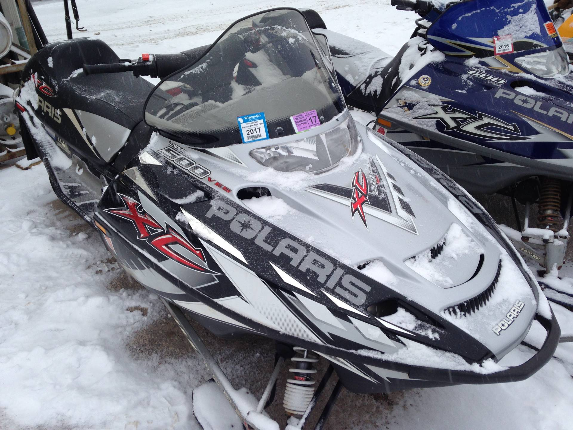 2004 500 XC SP