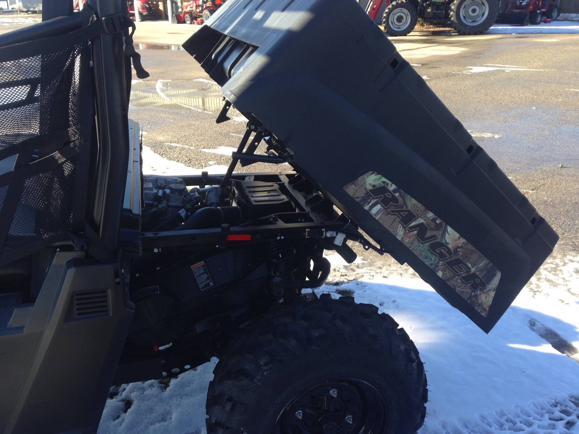 2019 Polaris Ranger 570 Polaris Pursuit Camo in Elkhorn, Wisconsin - Photo 3
