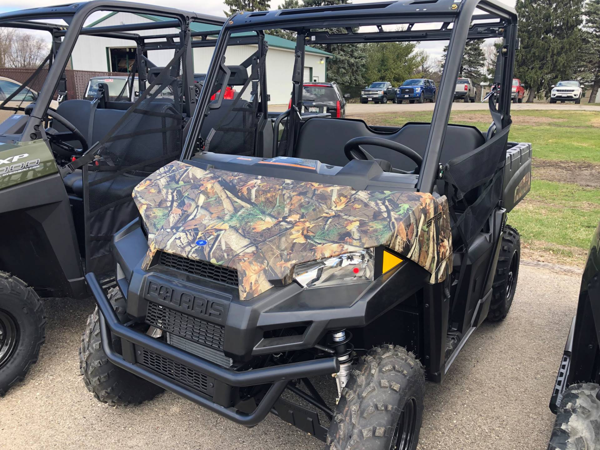 2019 Polaris Ranger 570 Polaris Pursuit Camo in Elkhorn, Wisconsin - Photo 4