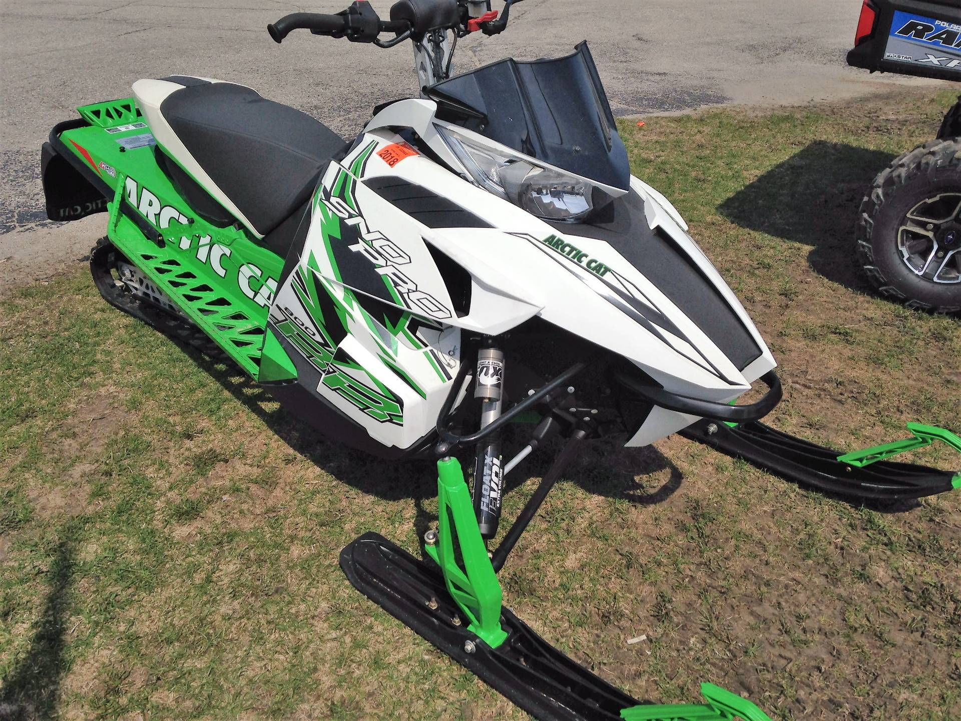 2013 Arctic Cat F 800 RR in Elkhorn, Wisconsin