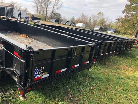 2019 Diamond C 24LPD 14X82 14K DUMP in Elkhorn, Wisconsin