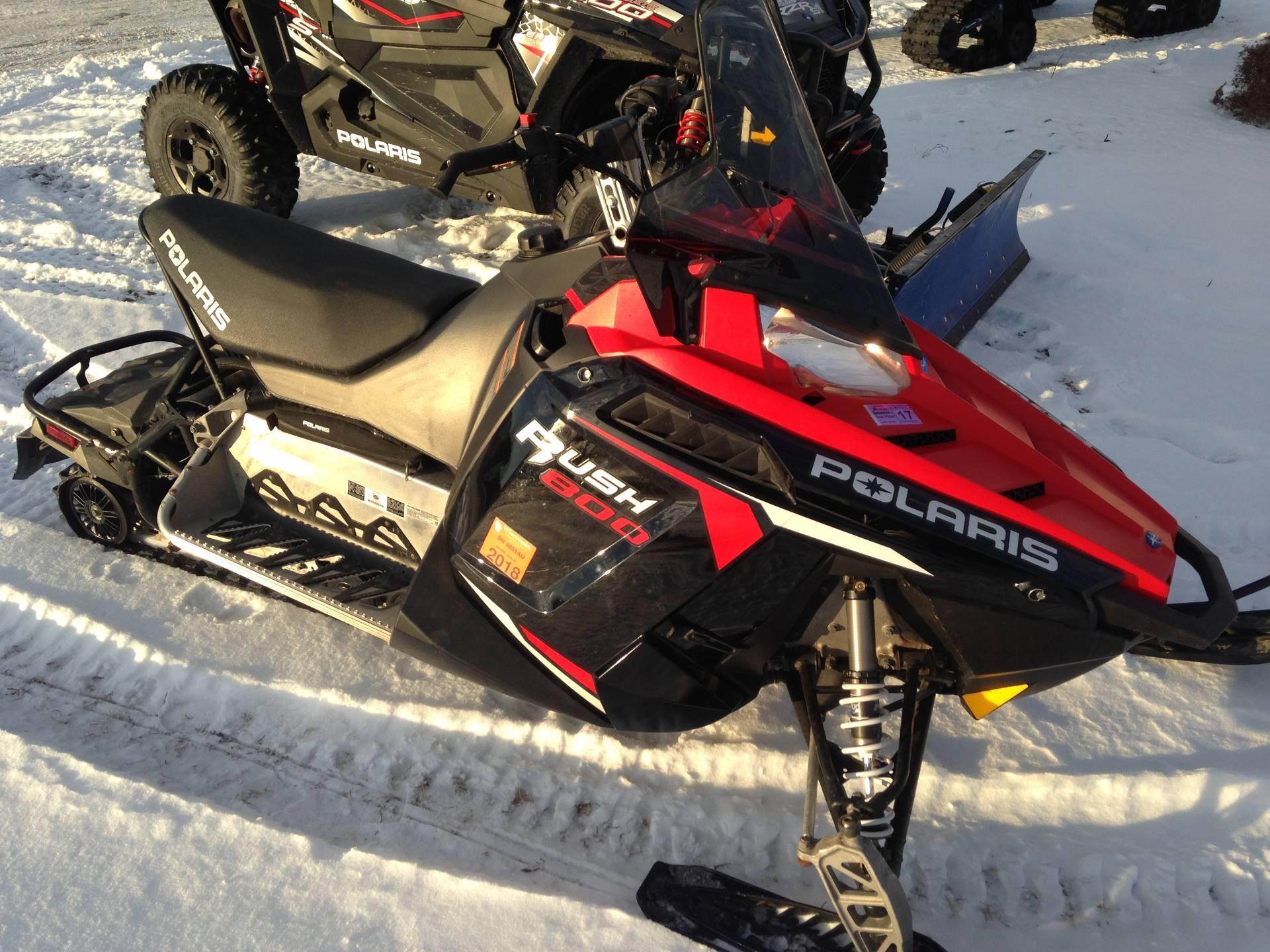 2011 800 Rush PRO-R ES