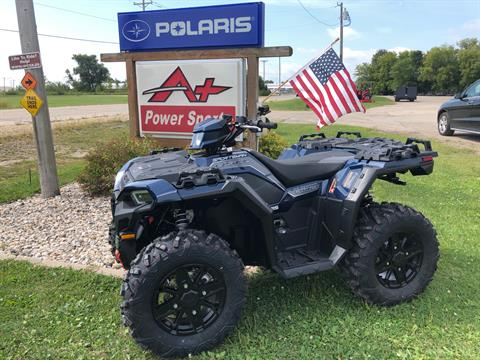2020 Polaris Sportsman 850 Premium Trail Package in Elkhorn, Wisconsin - Photo 1