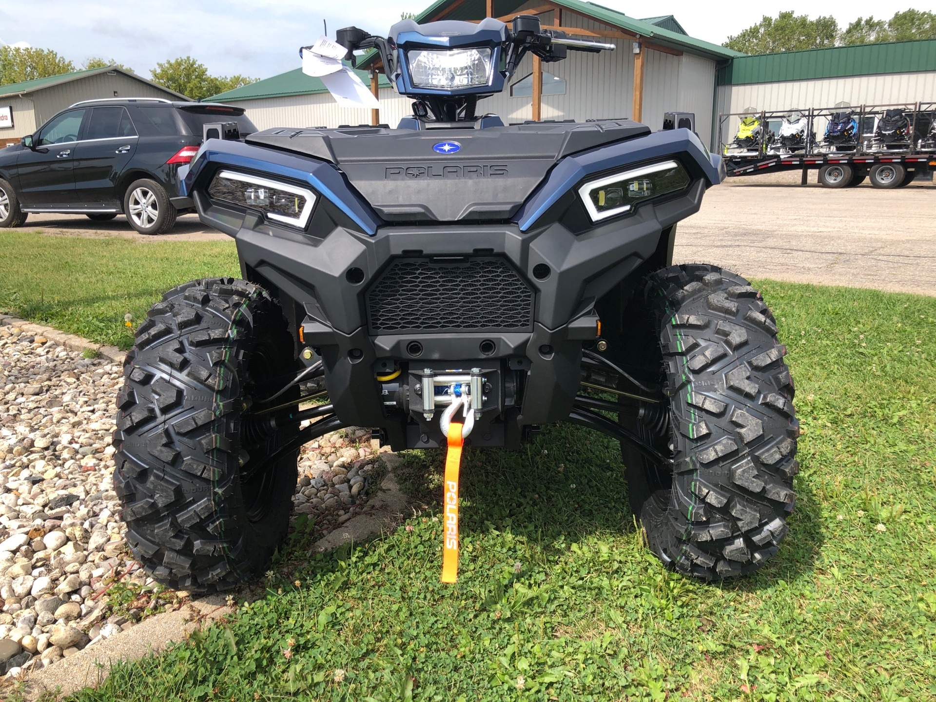 2020 Polaris Sportsman 850 Premium Trail Package in Elkhorn, Wisconsin - Photo 2