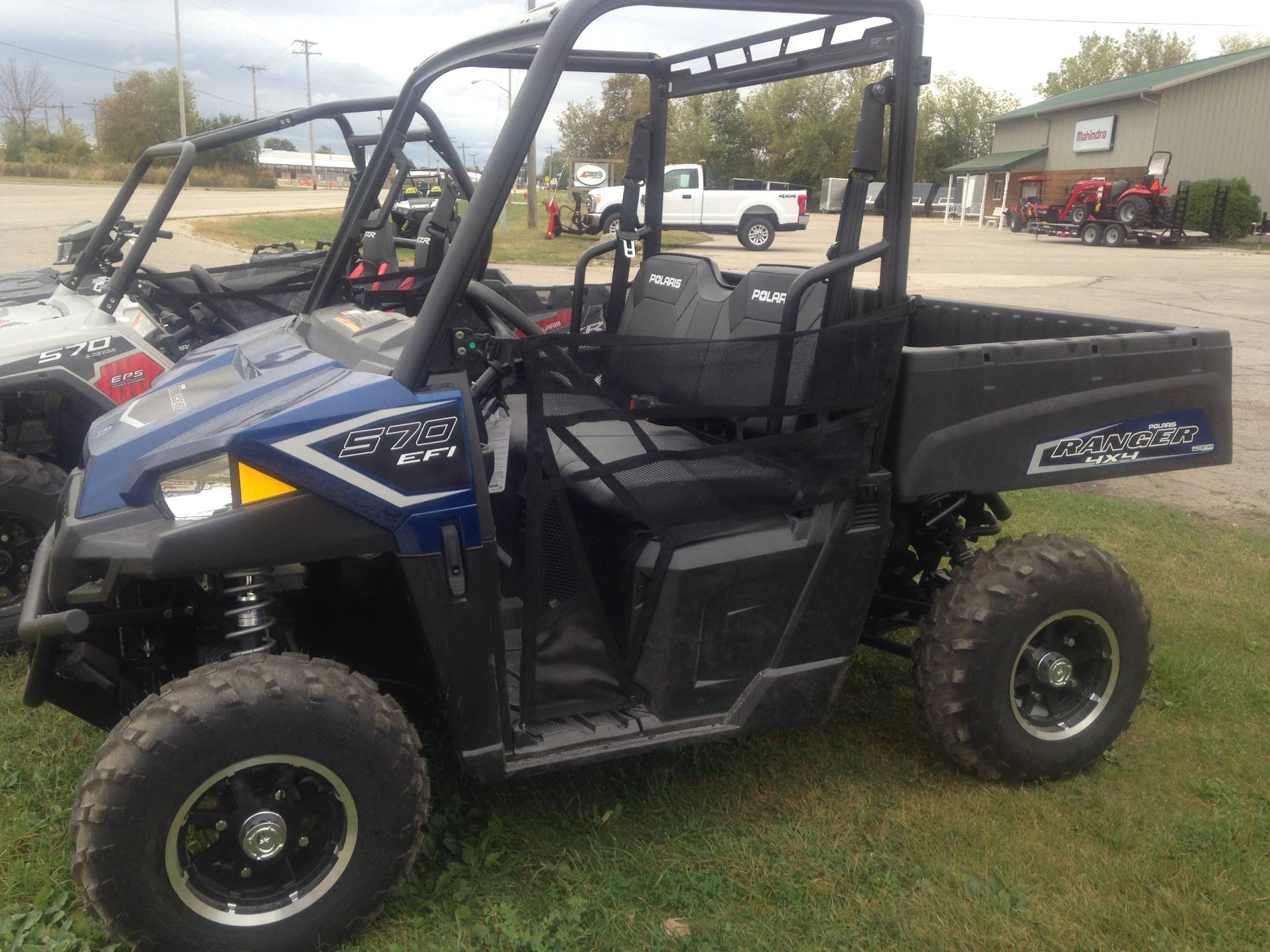 2018 Polaris Ranger 570 EPS in Elkhorn, Wisconsin