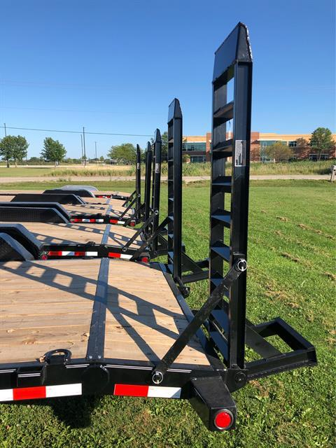 2020 Load Trail 83x20 14K EQUIP -BLACK in Elkhorn, Wisconsin - Photo 3