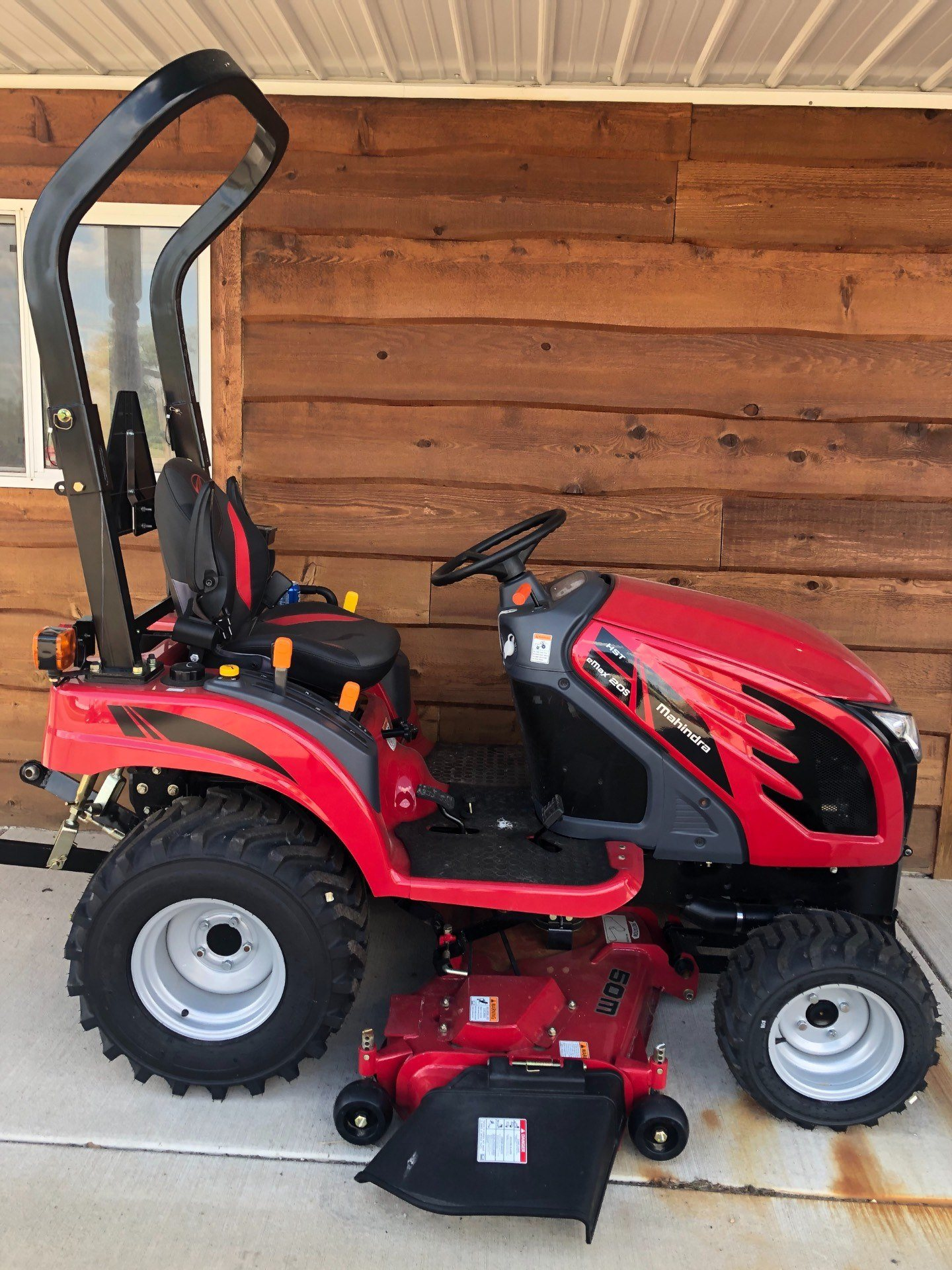 2018 Mahindra eMax 20S HST in Elkhorn, Wisconsin - Photo 1