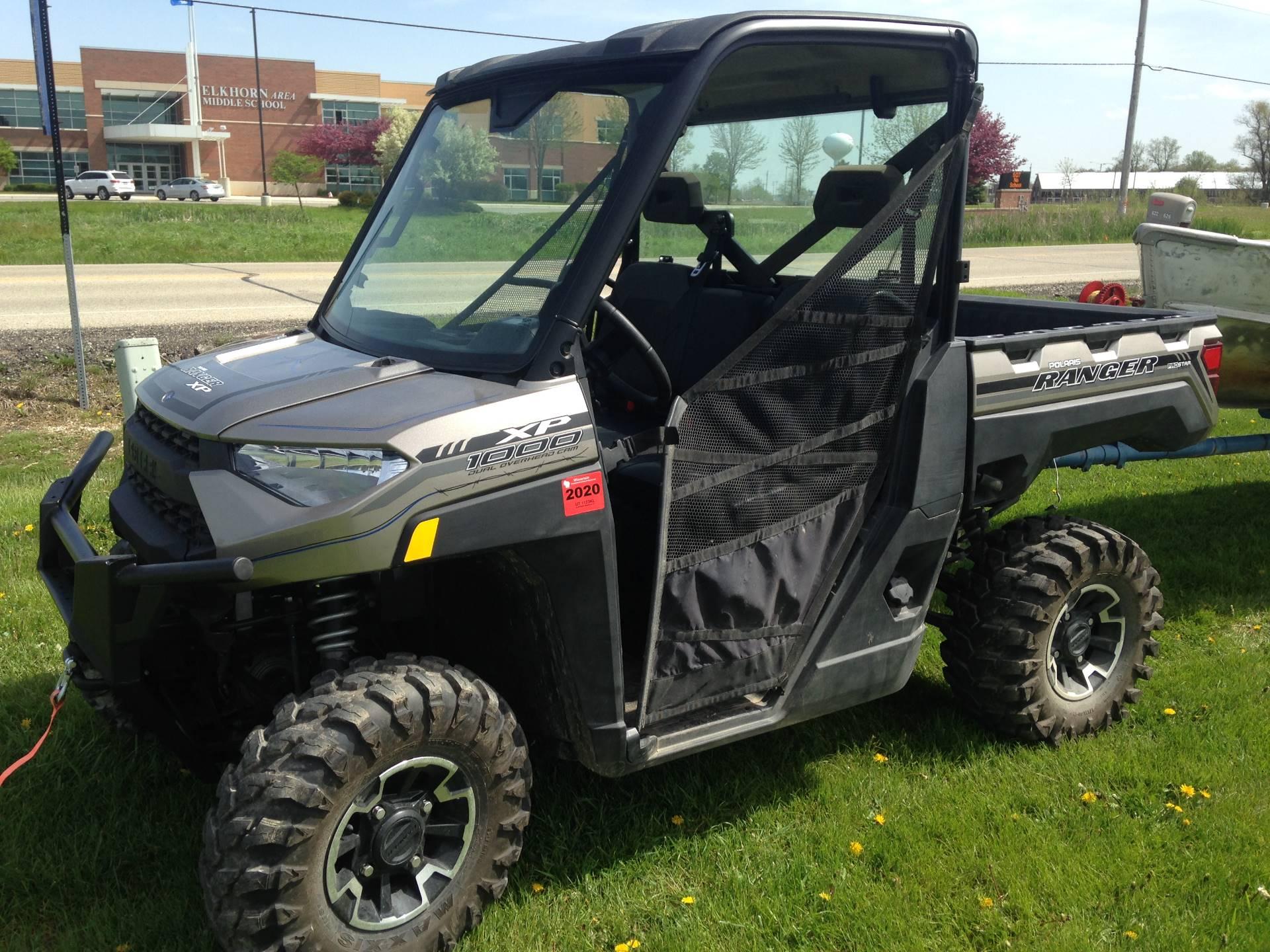 2018 Polaris Ranger XP 1000 EPS 1