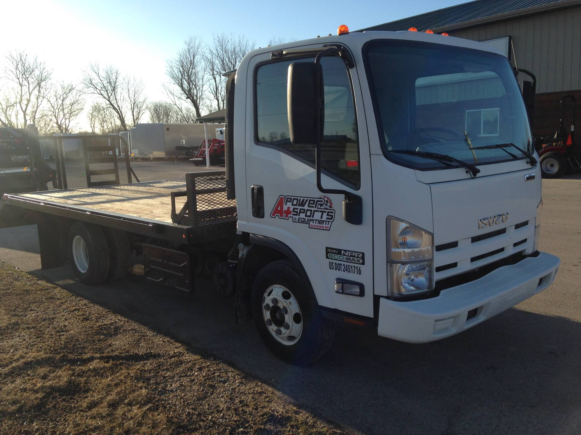 2011 GMC NPR ECO MAX in Elkhorn, Wisconsin