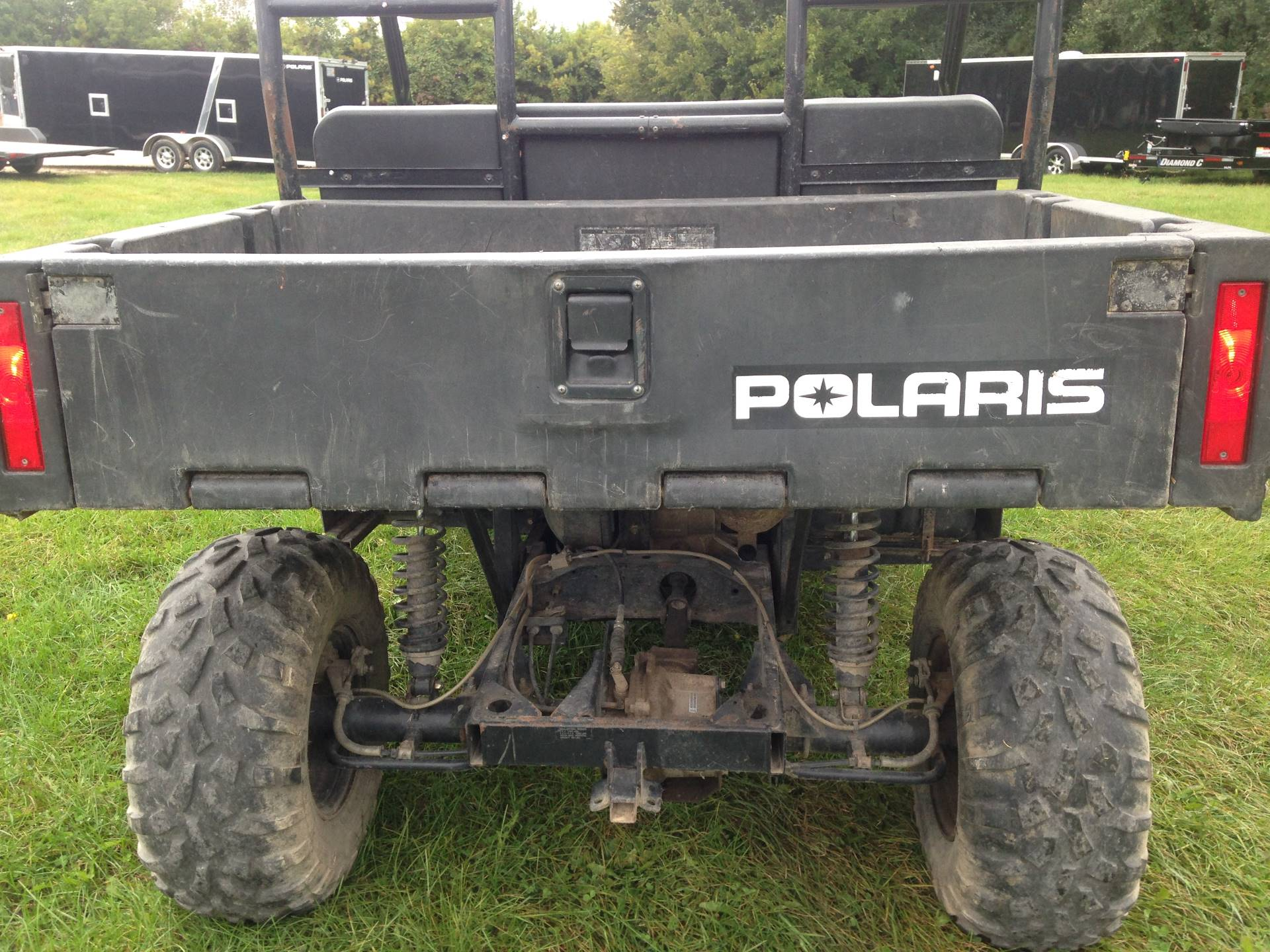 2002 Polaris Ranger 4x4 in Elkhorn, Wisconsin