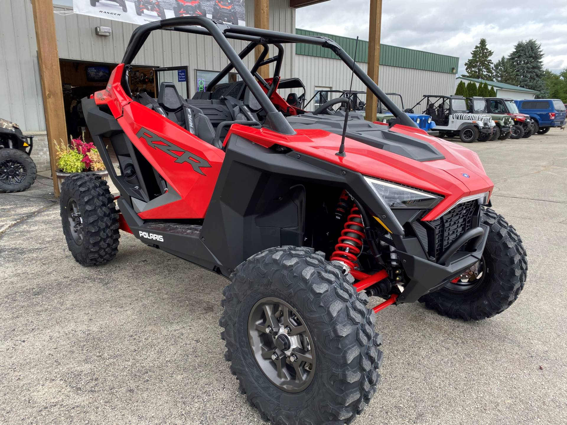 2020 Polaris RZR Pro XP Ultimate in Elkhorn, Wisconsin - Photo 2