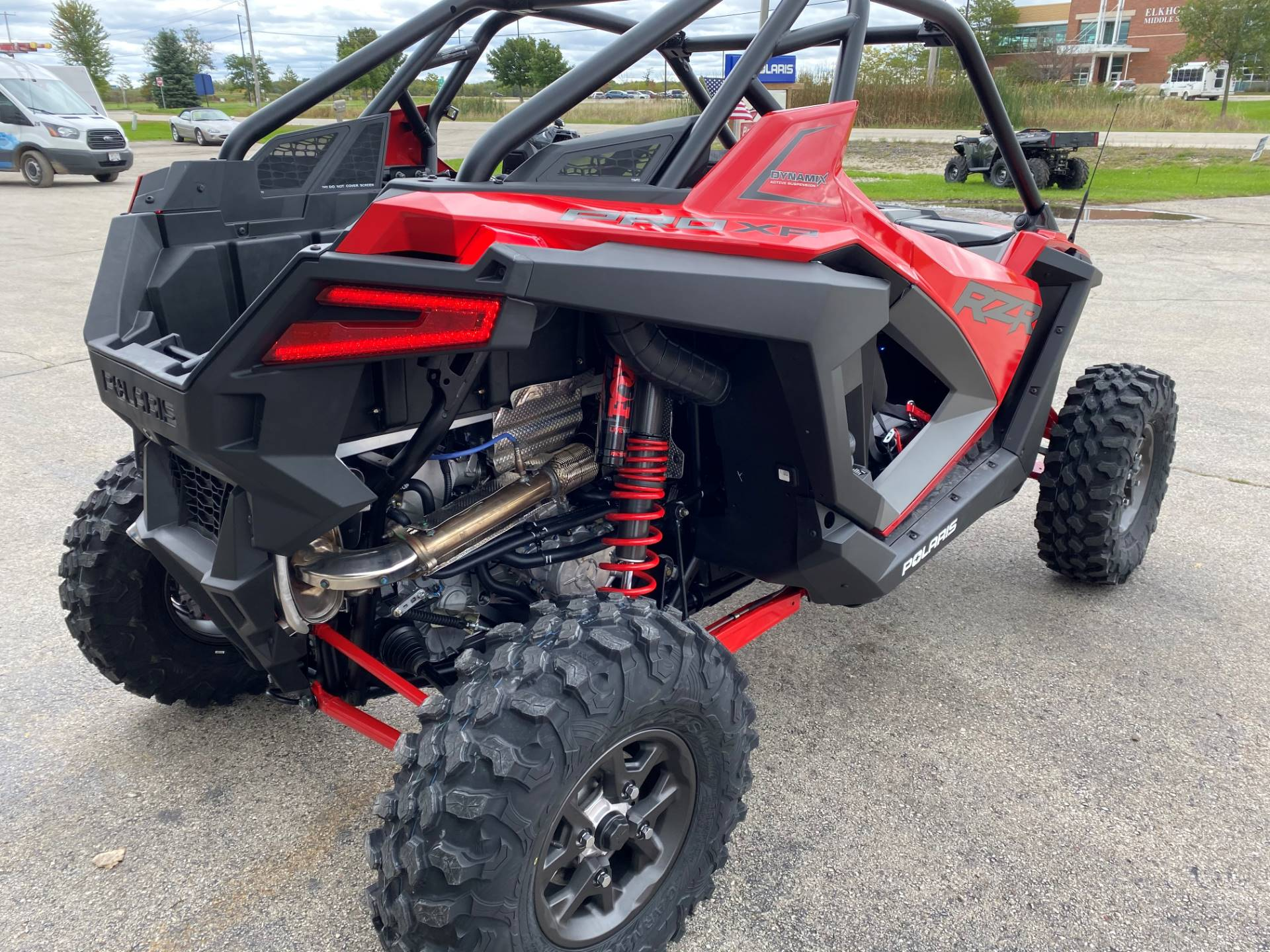 2020 Polaris RZR Pro XP Ultimate in Elkhorn, Wisconsin - Photo 4