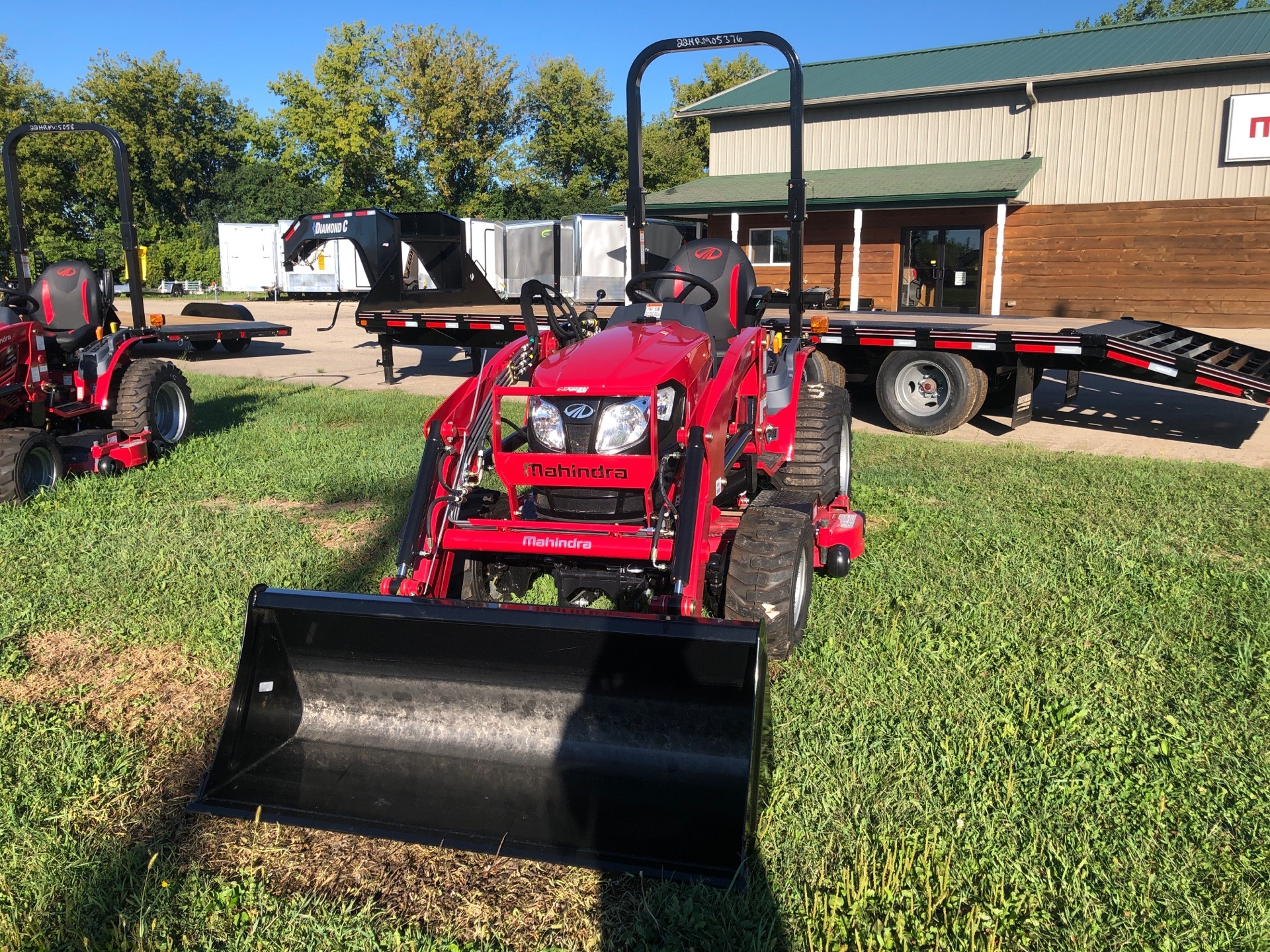 2020 Mahindra eMax22L EXL224FHILM in Elkhorn, Wisconsin - Photo 3
