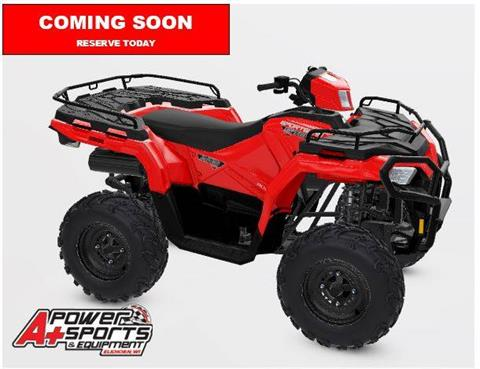 2021 Polaris Sportsman 570 EPS in Elkhorn, Wisconsin - Photo 1