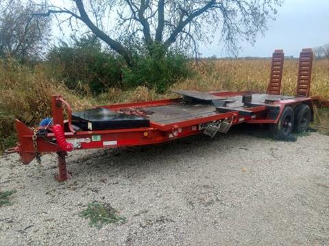 used 2011 felling trailers ft 24i felling trailers in elkhorn wi rh aplusride com