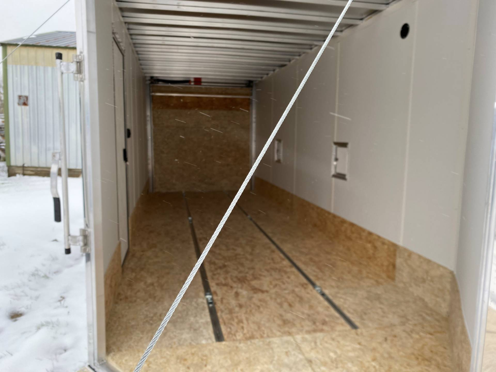 2020 Sport Haven Trailers AVS+2370T7 ENCLOSED in Elkhorn, Wisconsin - Photo 2