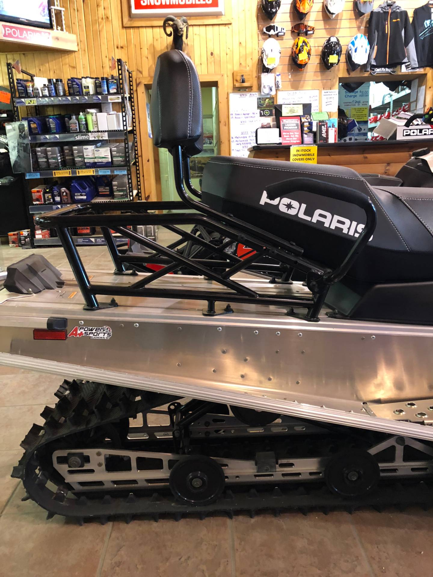 2018 Polaris 550 INDY LXT 144 Northstar Edition in Elkhorn, Wisconsin