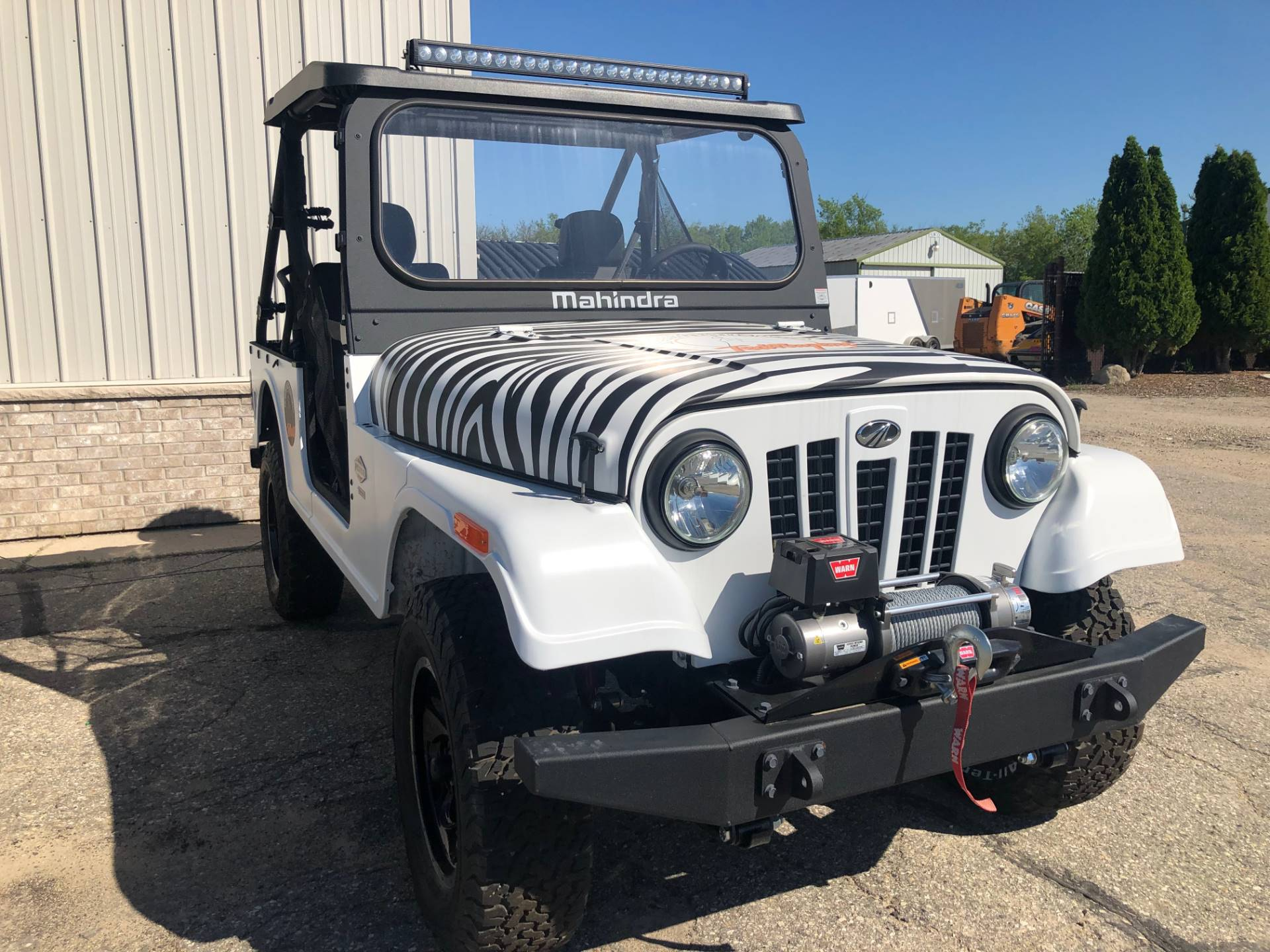 2019 Mahindra Automotive North America ROXOR Offroad in Elkhorn, Wisconsin - Photo 1