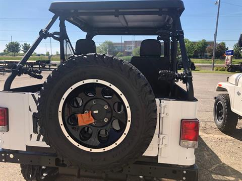 2019 Mahindra Automotive North America ROXOR Offroad in Elkhorn, Wisconsin - Photo 7