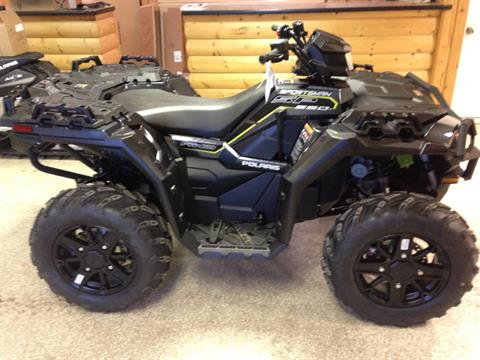 2019 Polaris Sportsman 850 SP Premium in Elkhorn, Wisconsin