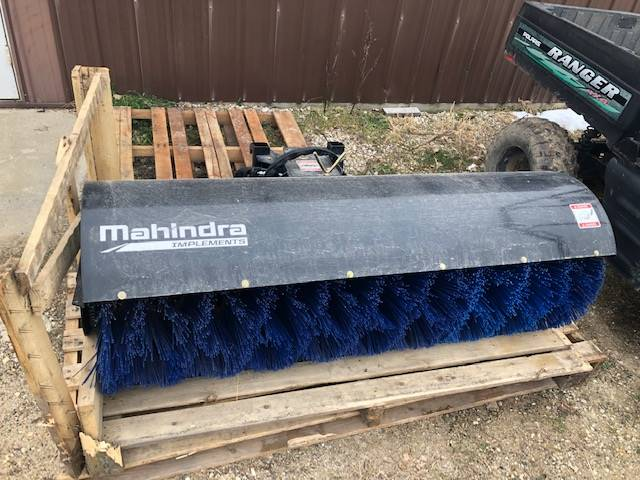 "2019 Mahindra BER700628 Broom 66"" 16/1500 Series 2538 in Elkhorn, Wisconsin - Photo 1"