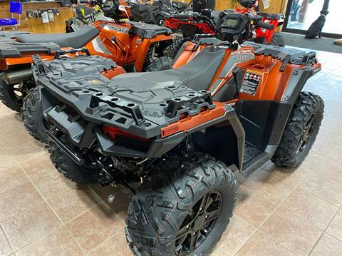 2020 Polaris Sportsman 850 Premium Trail Package in Elkhorn, Wisconsin - Photo 4