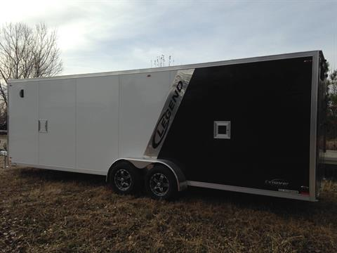 2018 Legend Trailers E7X27TA35 EXPLORER in Elkhorn, Wisconsin
