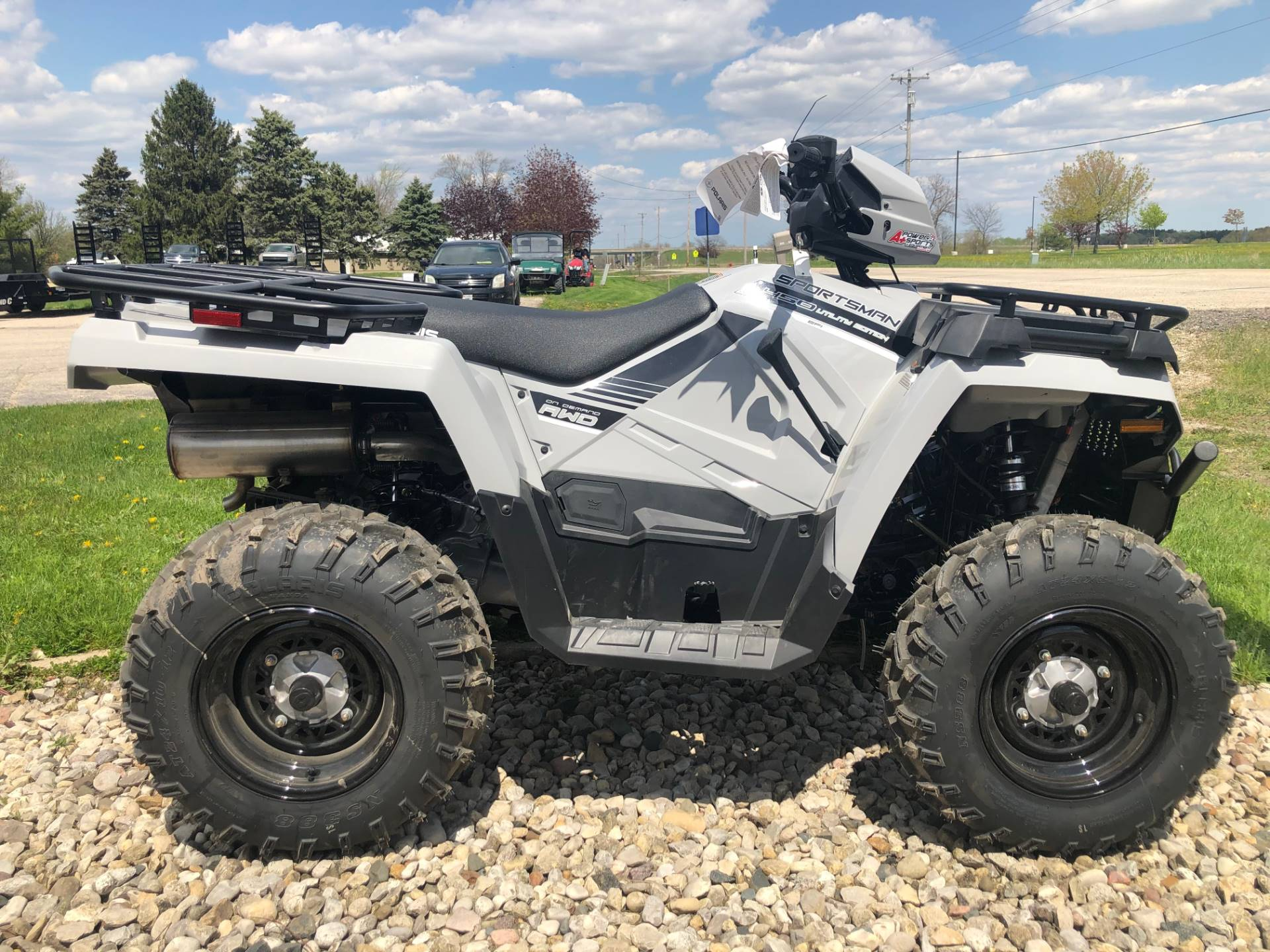 2019 Polaris Sportsman 450 H.O. Utility Edition in Elkhorn, Wisconsin - Photo 3
