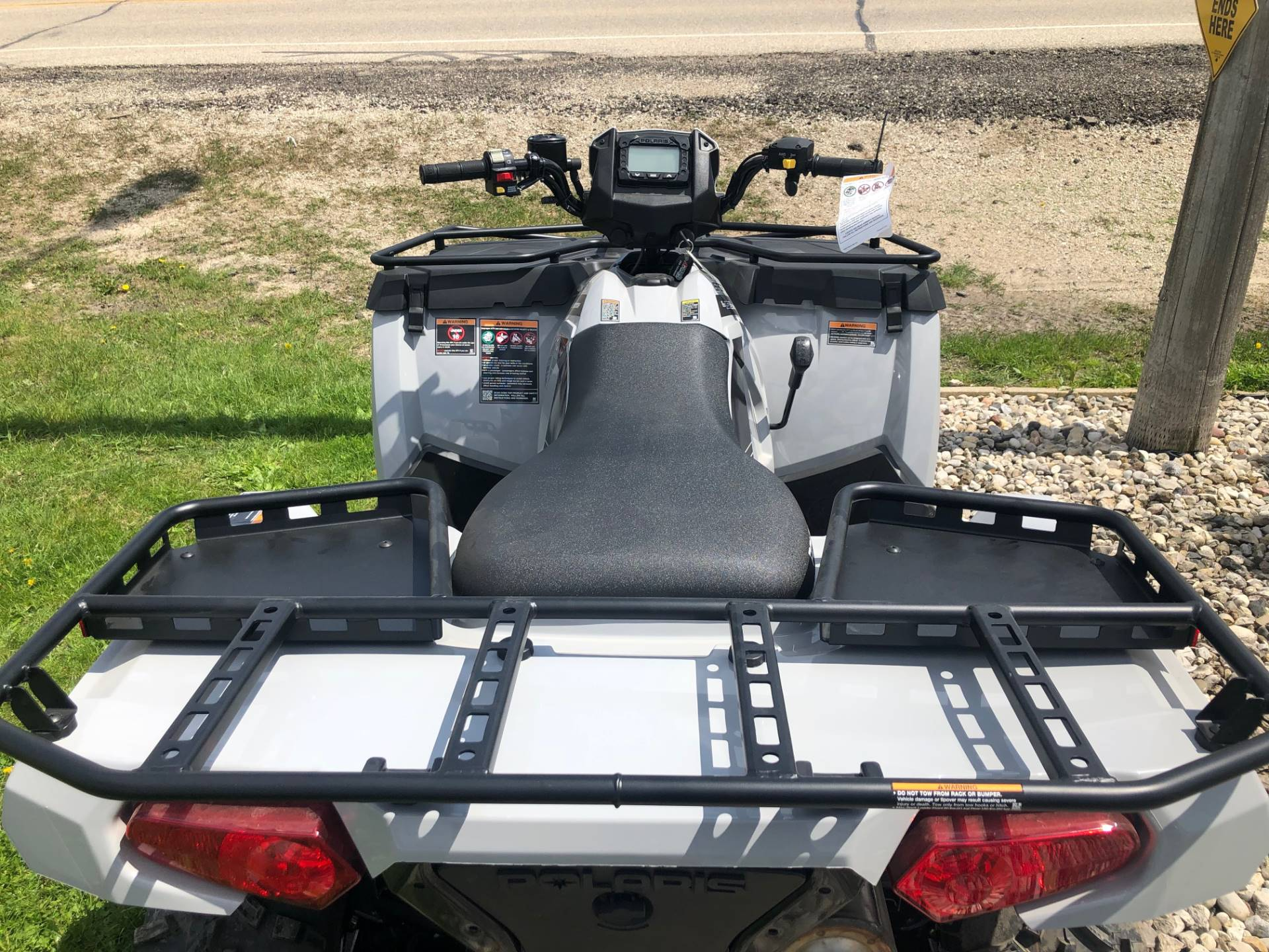 2019 Polaris Sportsman 450 H.O. Utility Edition in Elkhorn, Wisconsin - Photo 5