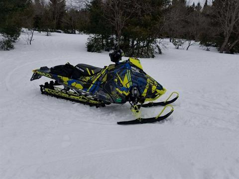 2017 Polaris 800 PRO-RMK 155 LE in Elkhorn, Wisconsin