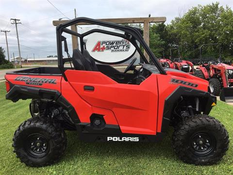 2017 Polaris General 1000 EPS in Elkhorn, Wisconsin