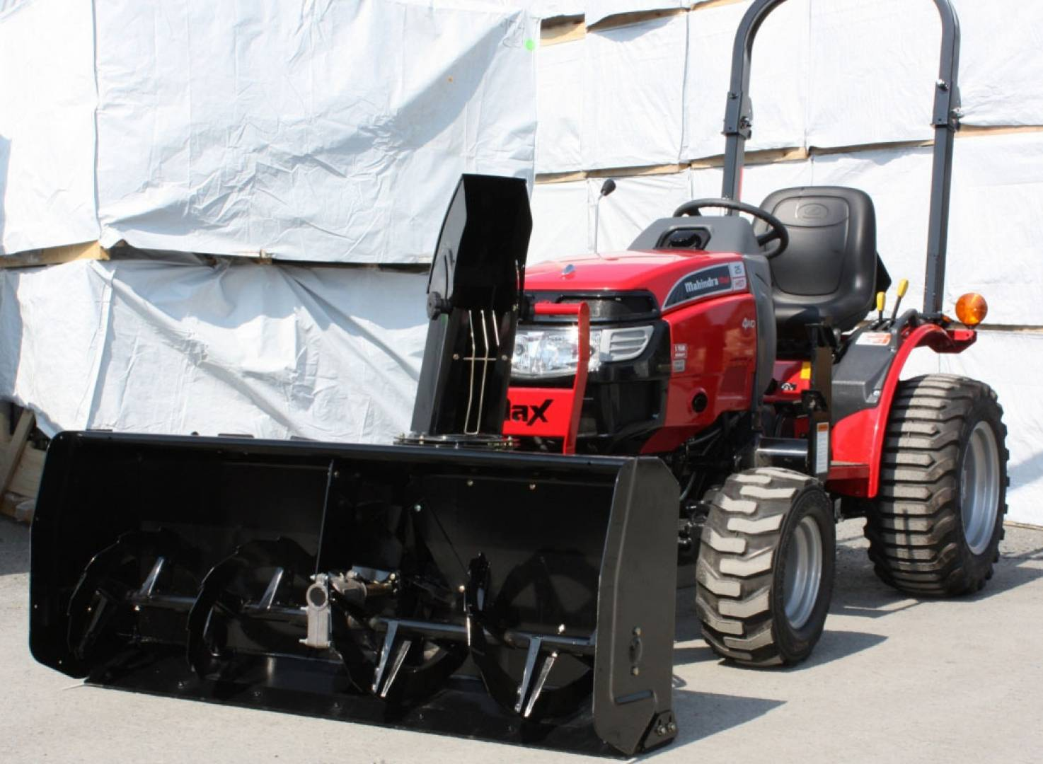 "Mahindra BEREMXSB56 SNOWBLOWER 56"" in Elkhorn, Wisconsin"