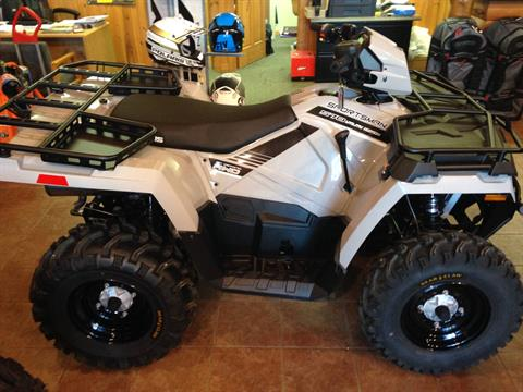 2018 Polaris Sportsman 570 EPS Utility Edition in Elkhorn, Wisconsin