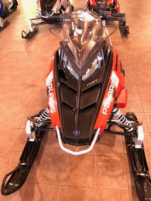 2018 Polaris 550 INDY ES in Elkhorn, Wisconsin