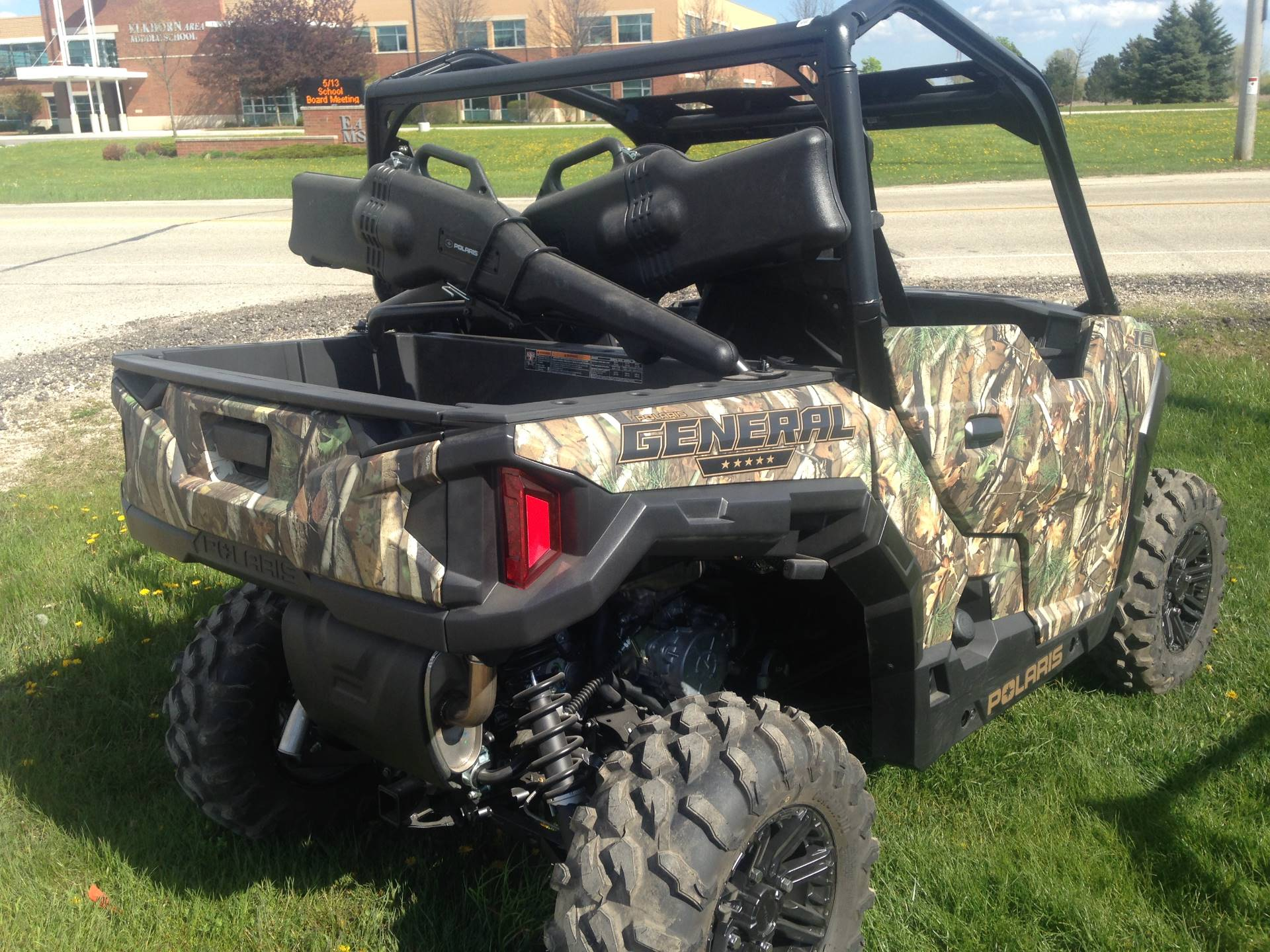 2019 Polaris General 1000 EPS Hunter Edition in Elkhorn, Wisconsin - Photo 5