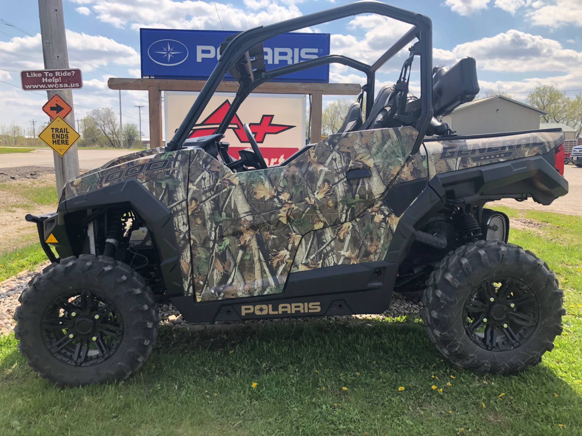 2019 Polaris General 1000 EPS Hunter Edition in Elkhorn, Wisconsin - Photo 1