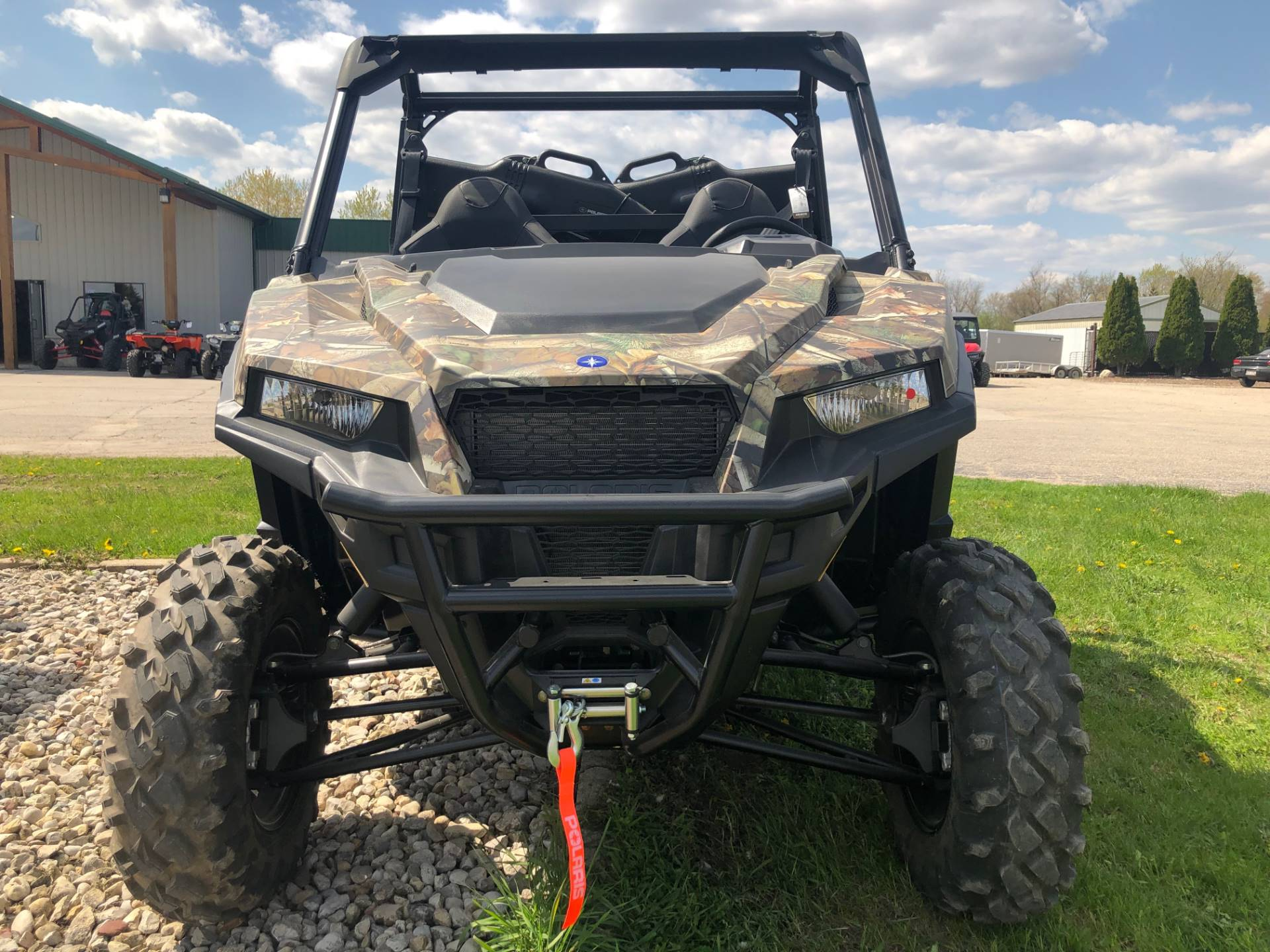 2019 Polaris General 1000 EPS Hunter Edition in Elkhorn, Wisconsin - Photo 2