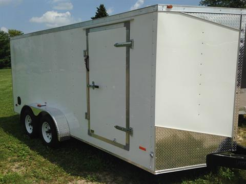 2017 RC TRAILERS RWT 7X16 TA2 in Elkhorn, Wisconsin