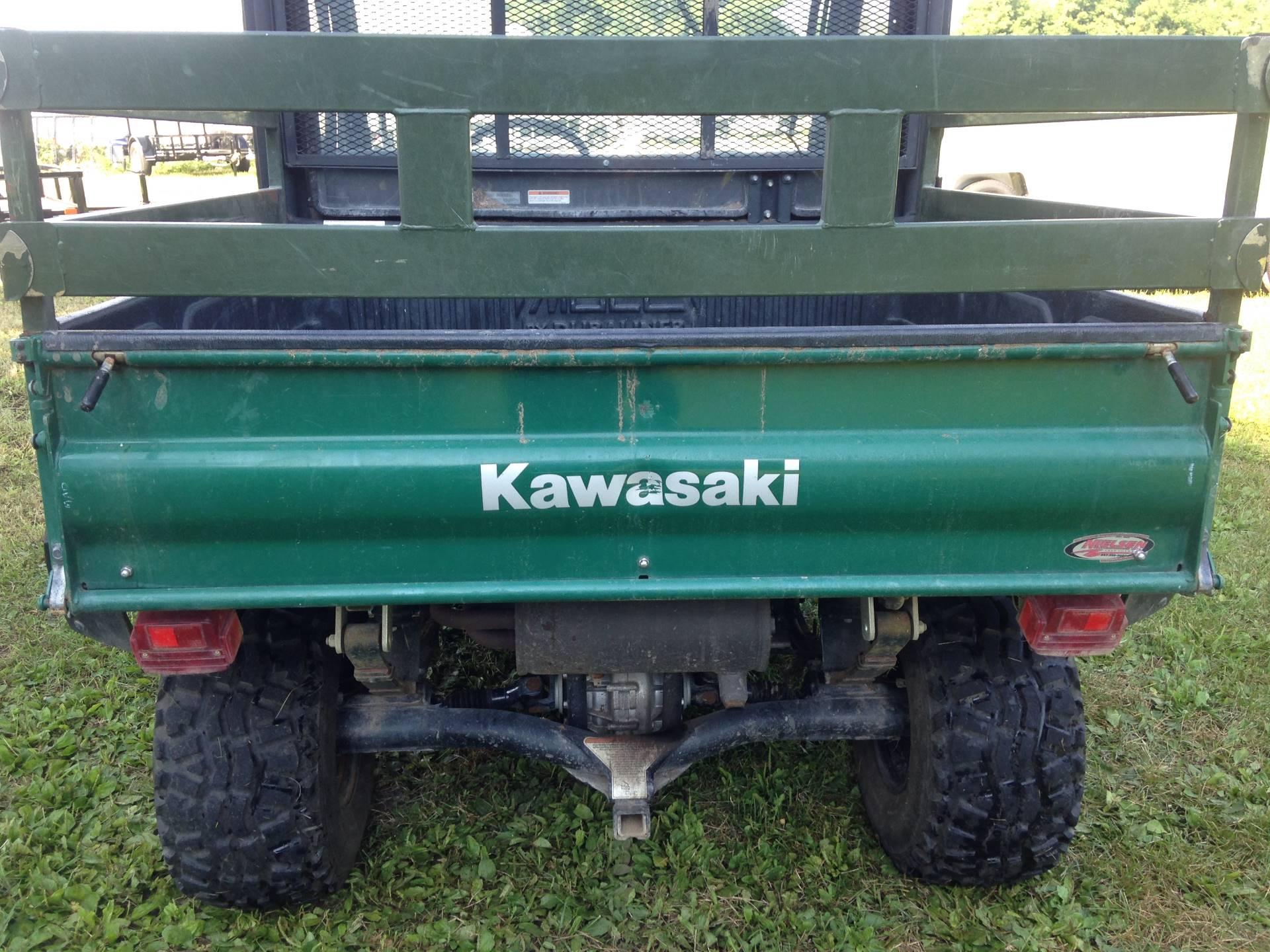 2009 Kawasaki Mule 4010 4x4 8